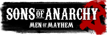 Sons of Anarchy: Men of Mayhem Webpage
