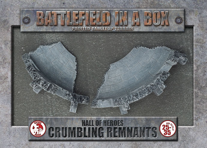 Hall Of Heroes: Crumbling Remnants (BB526)