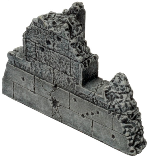 Battlefield in a Box: Ruined Walls (BB519)
