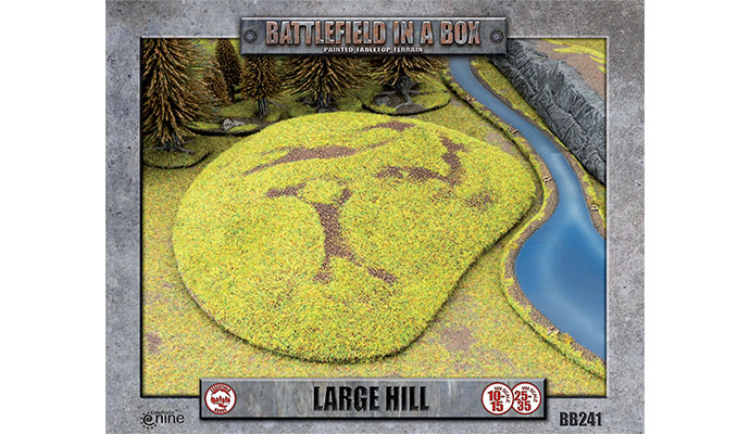 Large Hill BB241
