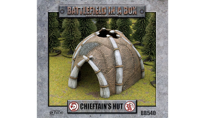 Chieftain's Hut BB540