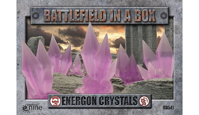Energon Crystals BB547