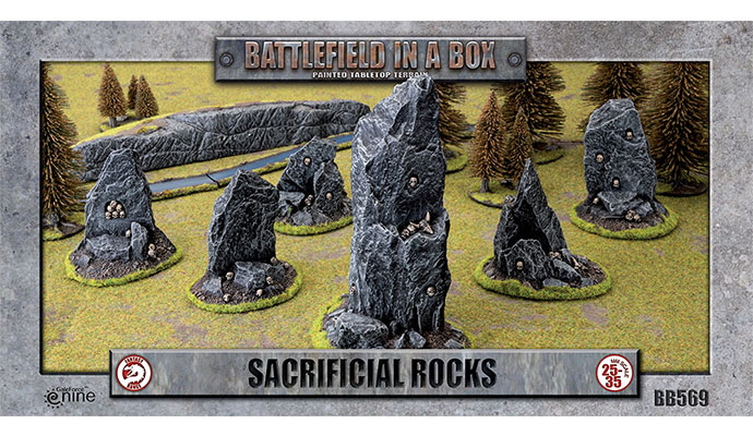 Sacrificial Rocks BB569